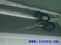 图5:劣质高效送风口内缝隙