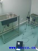 见图9 洗涤间洁净度检测